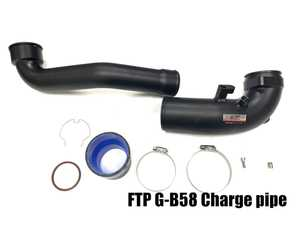 ES#4005461 - sg71444 - Charge Pipe - Replace those weak factory plastic turbo pipes with hard aluminum for increased reliability and performance. 