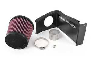 ES#3146208 - 1425250103 - Cold Air High Performance Air Intake - Improves economy, sound and throttle response. - Racing Dynamics - MINI