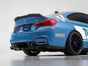 ES#4007349 - 24623tmsKT -  Turner Carbon Upper & Lower Rear Diffuser Kit - F8X - The ultimate exterior styling upgrade for any F8X! - Turner Motorsport - BMW