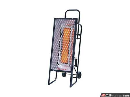 ES#4017785 - HS35LP35K - Radiant Propane Heater - Keep your garage warm during winter - Enerco - Audi BMW Volkswagen Mercedes Benz MINI