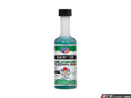 ES#4020048 - 2815 - Fuel Stabilizer w/Ethanol Shield - 8oz  - (NO LONGER AVAILABLE) - Eliminates the problems caused by ethanol fuel while reducing heat and extending engine life. - VP Racing Fuels - Audi BMW Volkswagen Mercedes Benz MINI Porsche