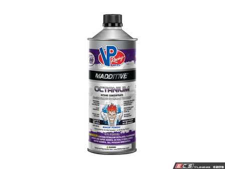 ES#4020038 - 29505 - Octanium Unleaded - (NO LONGER AVAILABLE) - Octanium Unleaded is formulated to provide the biggest octane boost  up to 7 numbers. Safe for Catalytic converters and emissions equipment. - VP Racing Fuels - Audi BMW Volkswagen Mercedes Benz MINI Porsche