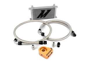 ES#2764437 - MM0CULT - Universal Oil Cooler - 19 Row, with Thermostat - Serious engine oil cooling for the most demanding engines - Mishimoto - Audi BMW Volkswagen MINI