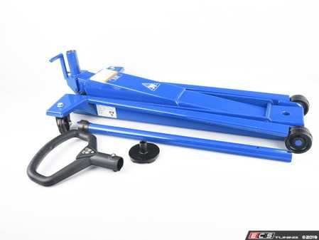 ES#3616057 - TOL-13HLQ - Low Profile Floor Jack With QuickLift Pedal - 2900lb Capacity - Potentially the highest quality Hydraulic Jack on the market! - AC Hydraulic - Audi BMW Volkswagen Mercedes Benz MINI Porsche