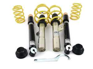 "ES#3241057 - 132200atKT - ST X Performance Coilover System - Fixed Damping 132200AT Without EDC - Height adjustable with average lowering of 1.0"" - 2.0"" F. & 1.2"" - 2.2"" R. - Suspension Techniques - MINI"