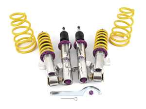 ES#2677655 - 3522000BKT - KW V3 Series Coilover Kit  - The ultimate in coilover technology featuring double adjustable dampening - KW Suspension - MINI