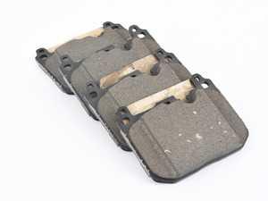 ES#3671741 - 34106889266 - JCW Front Brake Pad Set - Restore the stopping power in your MINI - Genuine MINI - MINI