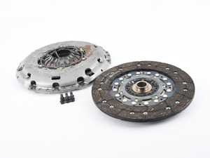 ES#4023542 - 06F141015Csd - Clutch Kit - *Scratch And Dent* - *Please see description prior to ordering* Includes clutch disc and pressure plate - Genuine Volkswagen Audi - Audi Volkswagen