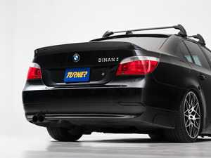 ES#3984762 - 024708TMS01 - Turner Motorsport Carbon Fiber High Kick Rear Lip Spoiler - Add aggressive styling to your BMW E60 5 series! - Turner Motorsport - BMW