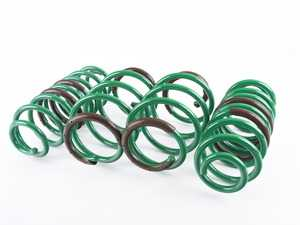 ES#3275576 - SKJ36-AUB00 - S-Tech Sport Springs - Set - Aggressive looks with high performance handling - Tein - Audi