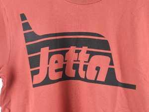 ES#3232936 - DRG003964ORGMD - Jetta T-Shirt - Medium  - A perfect edition to your wardrobe for #throwbackthursday. - Genuine Volkswagen Audi - Volkswagen