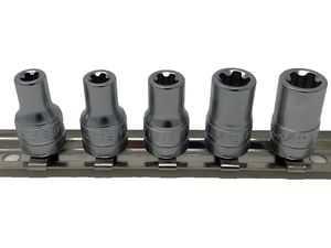 ES#4028043 - CTA5064 - 5Pc. 5Pt. EPR Torx Plus Socket Set-1/4' Dr - CTA Tools - Audi BMW Volkswagen Mercedes Benz MINI Porsche