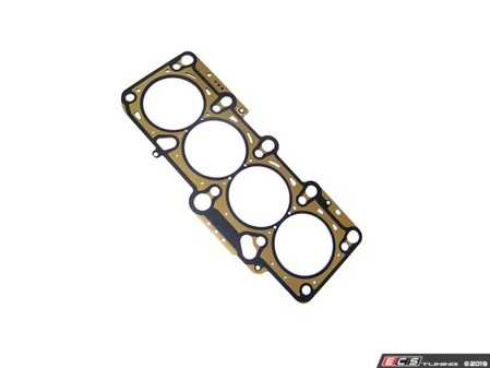 ES#4028162 - 034-201-3102 - Compression Dropping Head Gasket - 0.5 Drop - For bores up to 83mm, high quality MLS with rubber coated sealing embossing. - 034Motorsport - Audi Volkswagen