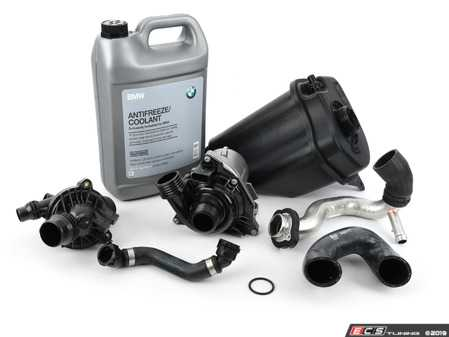 ES#3659086 - 1151756859512KT - Cooling System Refresh Kit - Everything you need to service your cooling system - with high quality aftermarket components - Assembled By ECS - BMW