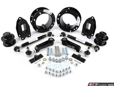 "ES#3570785 - 70-530200 - Front/Rear Lift Kit - 2.5"" Lift - The first lift kit on the market for the MINI F60/F54 and BMW F48 X1 - M7 Speed - BMW MINI"