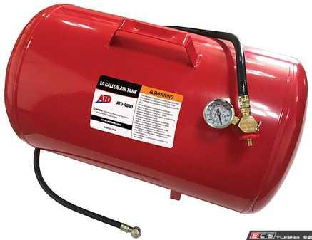 ES#2932745 - ATD9890 - 10 GALLON AIR TANK - Need portable air anywhere - ATD Tools -