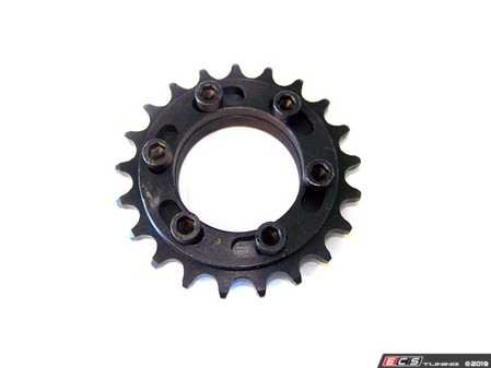 ES#4029380 - 034-113-4001 - Adjustable Cam Sprocket - Replaces the cam driven sprocket on the exhuast cam to allow lobe center and advance/retard adjustments of cams. - 034Motorsport - Audi Volkswagen