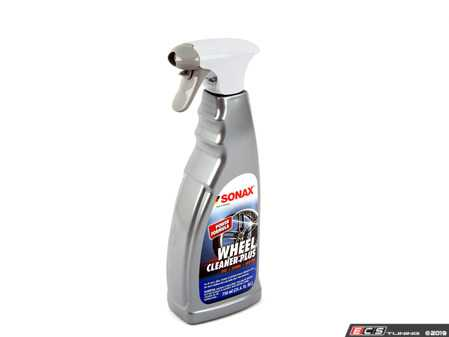 ES#4027518 - 230400 - Wheel Cleaner PLUS - 750mL - Safe for use on all wheels types and works stronger and faster than Full Effect - SONAX - Audi BMW Volkswagen Mercedes Benz MINI Porsche