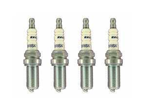 ES#3521629 - er12sKT - Brisk Silver Racing ER12S Spark Plugs - Set Of Four - Featuring silver fine wire center electrode - Superior ignition ability increases engine power! - Brisk - Audi Volkswagen