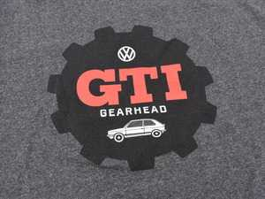 ES#3667559 - DRG003844CHALG - GTI Gear T-Shirt - Large - Are you a gearhead who loves his GTI? This t-shirt is for you. - Genuine Volkswagen Audi - Volkswagen