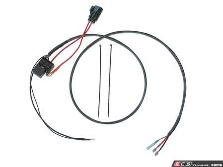 ES#4029640 - 034-106-Z001 - Fuel Pump Relay Kit - Every last ounce of power needs to get to your fuel pump to ensure you've got the power to supply the motor with enough fuel at full boost. - 034Motorsport - Audi