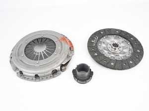 ES#4029641 - 21207531843sd - Remanufactured Clutch Kit - *Scratch And Dent* - Includes clutch disk, pressure plate and clutch release bearing - Sachs - BMW