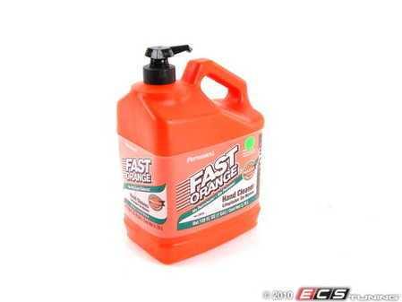 ES#2162833 - 23218 - Fast Orange Hand Cleaner - Biodegradable solvent-free hand cleaner that contains no harsh chemicals - Permatex - Audi BMW Volkswagen Mercedes Benz MINI Porsche