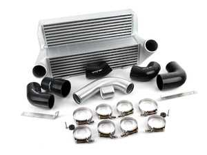 """ES#3984942 - E60-10903050 - VRSF Stepped Race Intercooler Upgrade Kit - 7.5"""" - Allow for more HP gains and Eliminate heat soak - VRSF - BMW"""