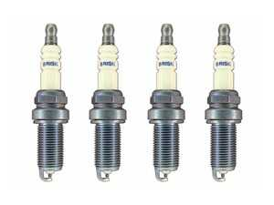 ES#4030521 - er14ys-4KT - Brisk Silver Racing ER14YS Spark Plugs - Set Of Four - Featuring silver fine wire center electrode - Superior ignition ability increases engine power! - Brisk - Audi Volkswagen