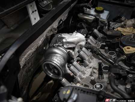 ES#4001882 - HVA-241-OEM - IS38 OEM+ Turbocharger Upgrade - This turbo is featured on our MK7 GTI Rallywagen 2.0 and is compatible with all brands of IS38 tuning! - HPA Motorsports - Audi Volkswagen