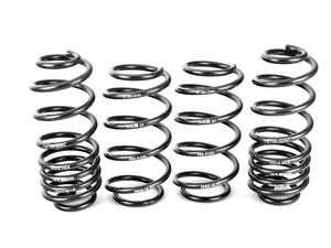 """ES#1876396 - 54758 - Sport Spring Set - Average lowering front: 1.2"""" rear: 1.2"""" - H&R - Volkswagen"""