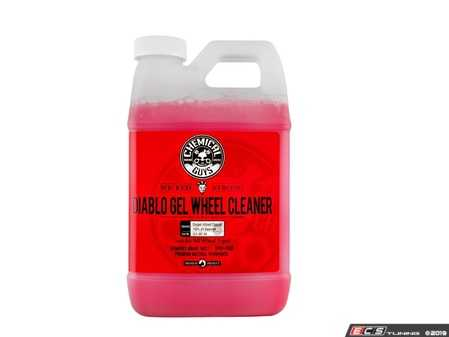 ES#2619304 - CLD997 - DiabloWheel Cleaner Gel Concentrate (1 Gal) - Safely and easily lifts dirt and contaminants without any scrubbing - Chemical Guys - Audi BMW Volkswagen Mercedes Benz MINI Porsche