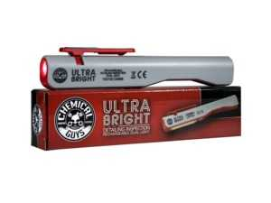 "ES#4030765 - EQP401 - Ultra Bright Rechargeable Detailing Inspection Dual Light - Ultra Bright is a 7"" long rechargeable detailing inspection light that illuminates your detail with clear and crisp LED light for detecting imperfections while polishing, or for illuminating hard-to-reach places around the car. - Chemical Guys - Audi BMW Volkswagen Mercedes Benz MINI Porsche"