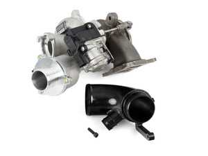 ES#4017184 - IS38+ - Shuenk IS38+ MQB Turbo Upgrade - A ready-to-install turbocharger with performance and reliability enhancing upgrades - Shuenk - Audi Volkswagen