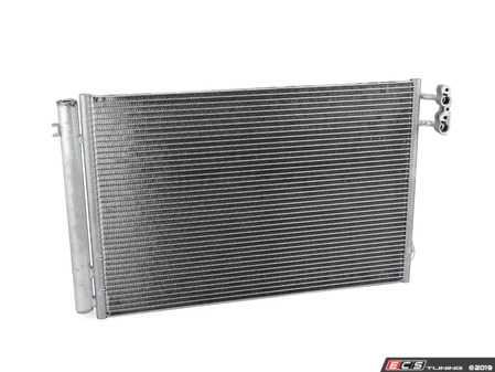 ES#2080682 - 64539229022 - Air Conditioning Condenser - Replacement condenser to keep your A/C working - Genuine BMW - BMW