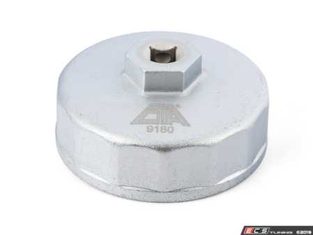 ES#4013849 - CTA9180 - Oil Filter Cap Wrench - 74.5x14 Flute - Used for easy and proper installation/removal of oil filter - CTA Tools - Audi BMW Volkswagen Porsche