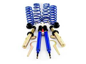 ES#2996822 - S1BW005 - Solo-Werks S1 Coilovers - Set your vehicle low and tight for optimal performance! - Solo-Werks - BMW