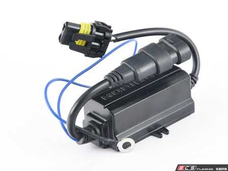 ES#3214383 - H210 - Standalone Can-Bus Wiring Harness - H7 - Priced Each - Eliminate flickering lights and bulb out signals! - Morimoto - Audi BMW Volkswagen Mercedes Benz MINI Porsche