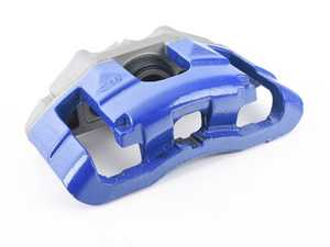 ES#4031185 - 1K0615124Jsd - Front Brake Caliper - Right - *Scratch And Dent* - *Please see description prior to ordering* Does not include caliper carrier, painted blue. - Genuine Volkswagen Audi - Volkswagen
