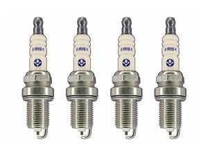 ES#4033194 - dr12ysKT - Brisk Silver Racing DR12YS Spark Plug - Set Of Four - Featuring silver fine wire center electrode - Superior ignition ability increases engine power! - Brisk - Audi Volkswagen MINI
