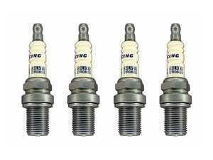 ES#4033198 - dr08gsKT - Brisk Silver Racing DR08GS Spark Plug - Set Of Four - Featuring silver fine wire center electrode - Superior ignition ability increases engine power! - Brisk - Audi Volkswagen MINI