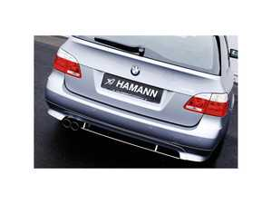 ES#3672296 - 10060136 - Clearance - Hamann Rear Apron with Diffuser - Hamann -