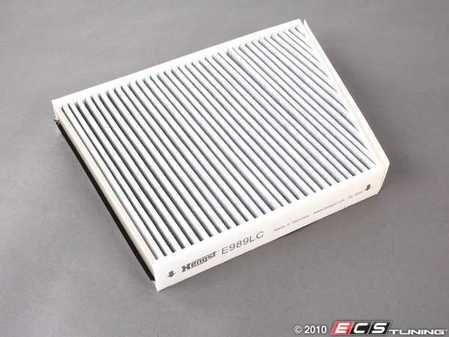 ES#2574939 - 2118300018 - Charcoal Lined Cabin Filter / Fresh Air Filter - A commonly missed filter, used to filter incoming air into the cabin - Hengst - Mercedes Benz