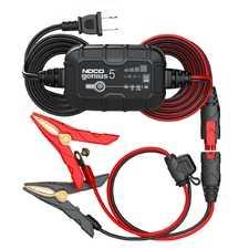 ES#4031177 - GENIUS5 - NOCO Genius 6/12 Volt 5 Amp Battery Charger - NOCO - Audi BMW Volkswagen Mercedes Benz MINI Porsche