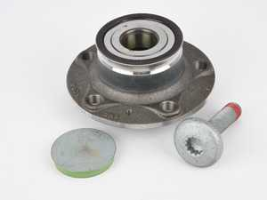 ES#4033449 - 1K0598611sda - Rear Wheel Bearing Assembly - *Scratch And Dent* - Comes with hardware. - SKF - Audi Volkswagen