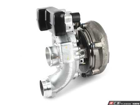 ES#4033235 - 6420901386 - New Turbocharger - Save hundreds over the Genuine Mercedes-Benz Unit - Garrett is an OE manufacturer - Garrett - Mercedes Benz