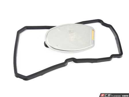 ES#3676620 - 1402770095 - Automatic Transmission Filter with Gasket - Located in the transmission oil pan - Hengst - Mercedes Benz
