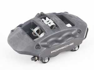 ES#1499395 - 9973524220B - Rear Brake Caliper - Right side fitment - Genuine Porsche - Porsche