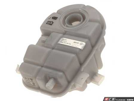 ES#4039536 - 4G0121403AC - Coolant Expansion Tank - Coolant level sensor enclosed in tank - Behr - Audi