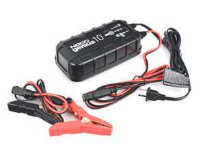 ES#4031180 - GENIUS10 - NOCO Genius 10 AMP Battery Charger - This is all the charger you will need. - NOCO - Audi BMW Volkswagen Mercedes Benz MINI Porsche